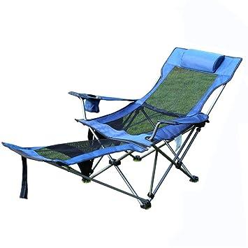 Chaise Pliante De Camping Lgre Et Inclinable Camp Solutions Avec Repose Pieds Pour