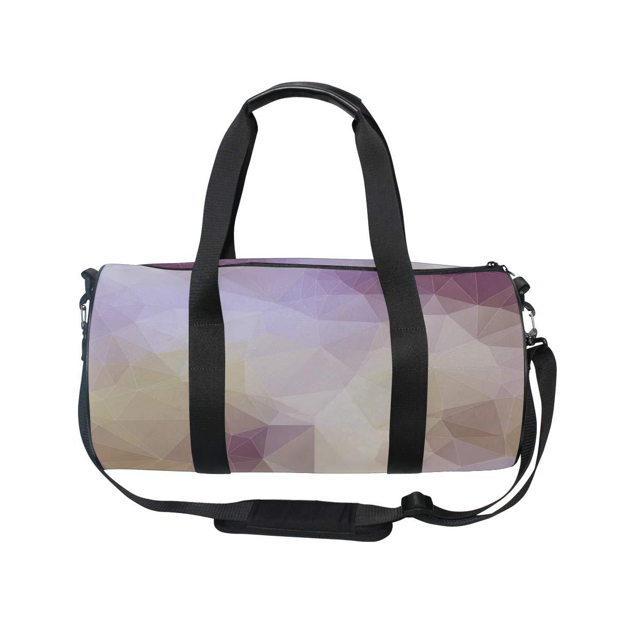 Psychedelic Ceramic PictureWaterproof Non-Slip Wearable Crossbody Bag fitness bag Shoulder Bag