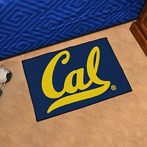 - FANMATS NCAA Univ of California Berkeley Golden Bears Nylon Face Starter Rug