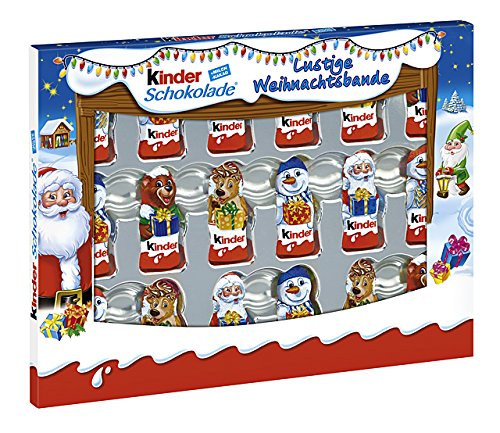 kinder schokolade weihnachten 2017 weihnachten 2017. Black Bedroom Furniture Sets. Home Design Ideas
