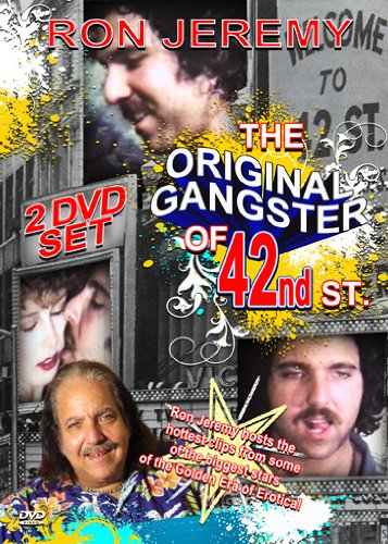Ron Jeremy: The Original Gangster Of 42nd Street: Amazon.es ...