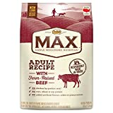 Nutro Max Large Breed Adult Dry Dog Food With Farm Raised Chicken, 25...