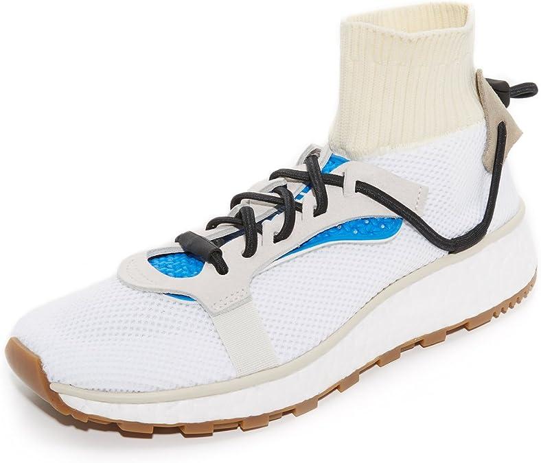 exposición Fácil de comprender Soviético  Amazon.com | adidas Originals by Alexander Wang Women's AW Run Sneakers,  White, 5.5 UK | Road Running