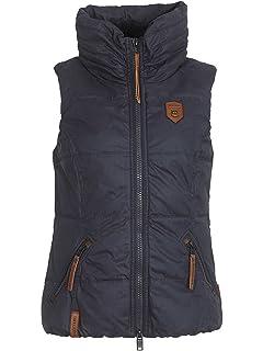 Naketano Damen Jacke Feierbiest II Jacket: : Bekleidung