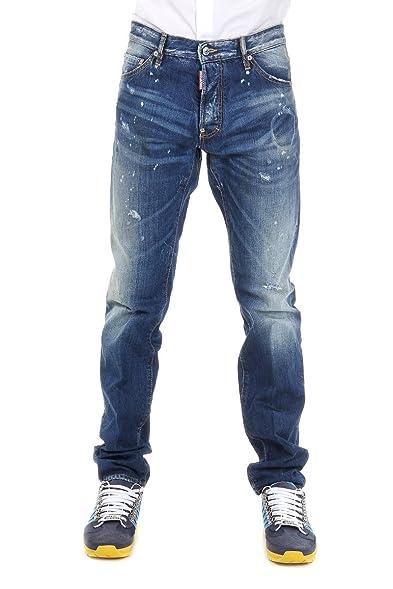Amazoncom Dsquared2 Cool Guy S71la0915 S30309 470 Jeans Dsquared