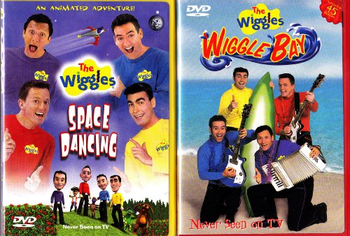 The Wiggles Space Dancing , the Wiggles Wiggle Bay : 2 ()