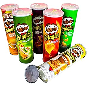 6. Pringles Stash Can Diversion Safe