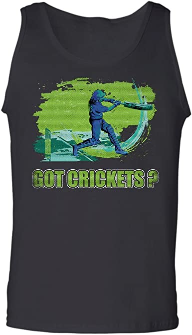 Got Crickets Tank Top Funny Cricket Player Team Gift