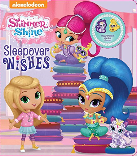 Shimmer and Shine: Sleepover (Over Shimmer)