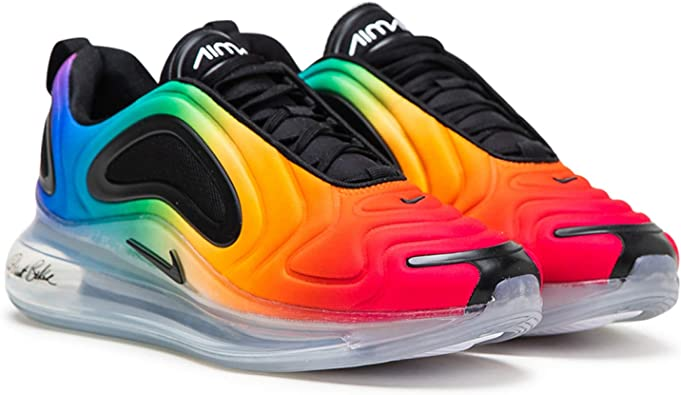 Amazon.com: Nike Air Max 720 Be True Zapatos Para Correr: Shoes