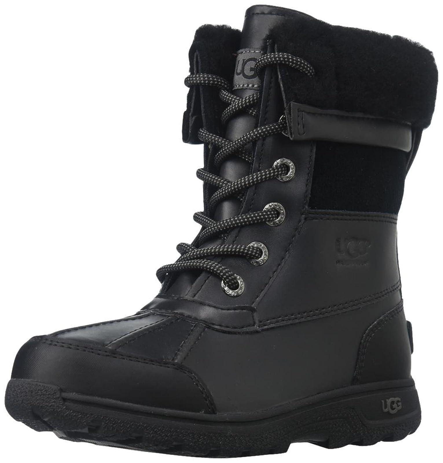 20dcb47d553 UGG Kids K Butte II Lace-up Boot K BUTTE II_K Worchester