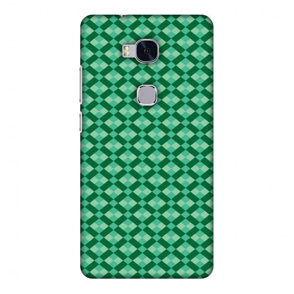 Huawei Honor 5X Funda, Premium Hecho a Mano diseño Carcasa ...