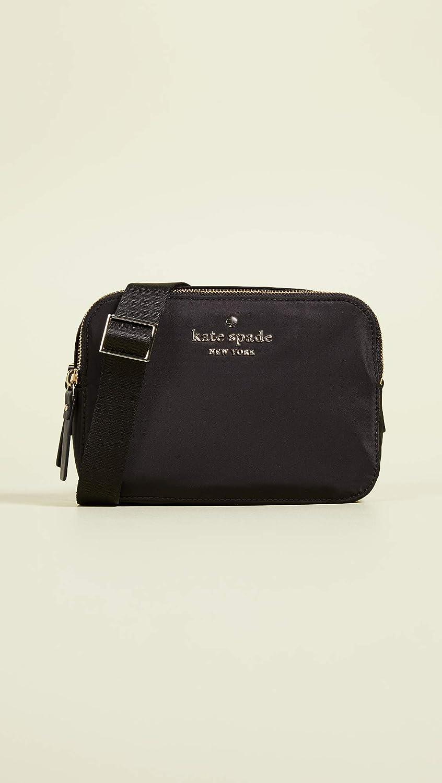 Amazon.com: Kate Spade New York Women's Watson Lane Amber Camera Bag,  Black, One Size: Shoes