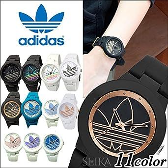 8b380eaf66 アディダス adidas 【2】ADH3014(BK/マルチ) アバディーン 時計 腕時計 メンズ レディース