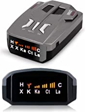 $26 » Radar Detector, Voice Alert and Car Speed Alarm System with 360 Degree Detection, Radar Detectors for Cars