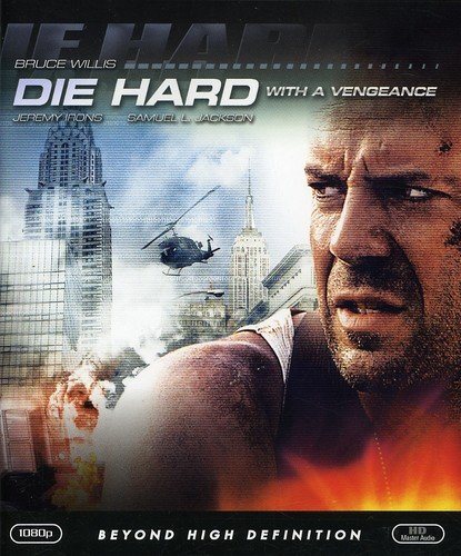 Blu-ray : Die Hard 3: Die Hard with a Vengeance (, Dubbed, Dolby, AC-3, Widescreen)