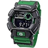 كاسيو ساعة رياضية رجال رقمي بلاستيك مطاطي - GD400-3