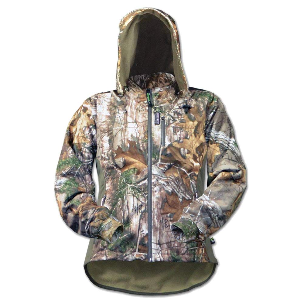 Rivers West Women's Lynx Jacket (Mossy Oak Country, Small) by Rivers West