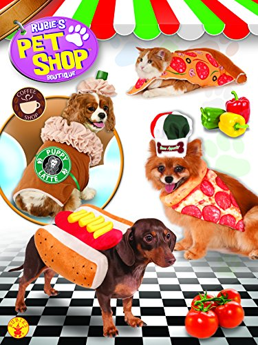 Pizza Slice Pet Suit, Small