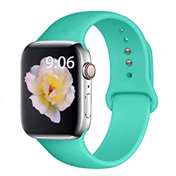 Straper Correa Apple Watch 38mm Apple Watch Series 4 40mm Silicona ...