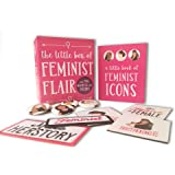 The Little Box of Feminist Flair: With Pins, Patches, & Magnets (Miniature Editions)