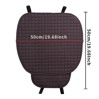 masubons Car Seat Cushions,Driver Seat Cushion with Non-Slip ...
