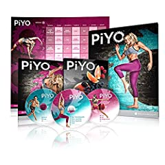 Who says you have to jump, grunt, strain and punish your body to get amazing results from your workout? Not with PiYo. PiYo combines the muscle-sculpting, core-firming benefits of Pilates with the strength and flexibility advantages of yoga. ...