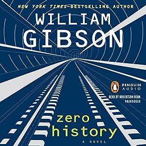 Zero History Audiobook