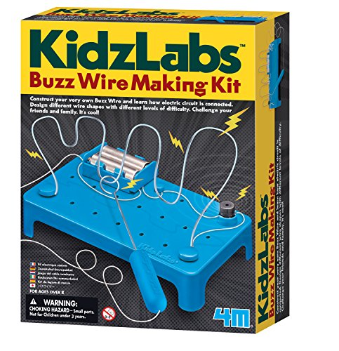 (4M Kidz Labs Buzz Wire Kit)
