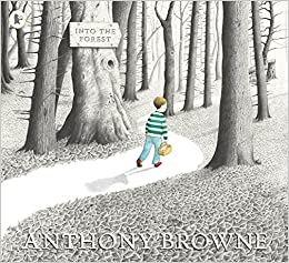Image result for lost in the forest anthony browne
