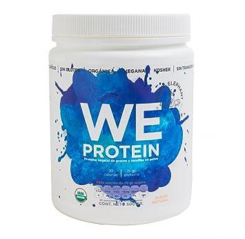 Proteina Vegetal WEprotein Natural White Elephant de 500Gr