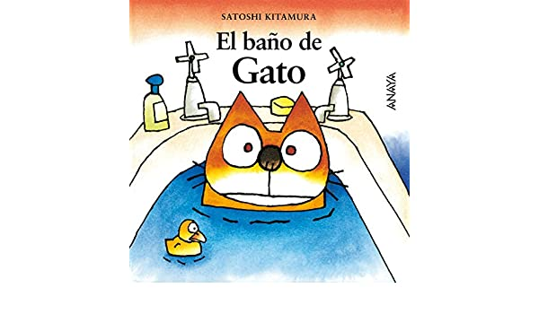 El baño de Gato (Spanish Edition) Kindle Edition