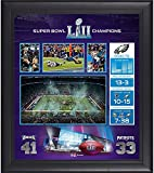 "Philadelphia Eagles Framed 15"" x 17"" Super Bowl LII Champions Team Collage - Fanatics Authentic Certified"