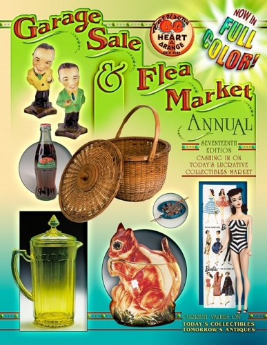 Garage Sale & Flea Market Annual Seventeenth (Flea Market Cafe)