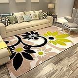 Carpet 50x80 color garden chemical fiber living room bedroom hallway kitchen oil pads bathroom mats home stair mat -F 160x230cm(63x91inch)