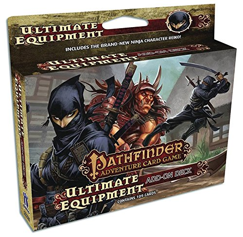 Pathfinder Adventure Card Game: Ultimate Equipment Add-On Deck (Trading Cards Ultimate)