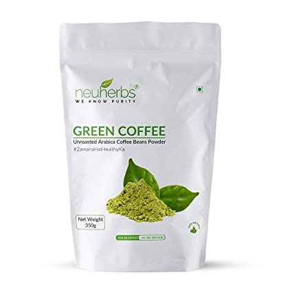 Green coffee bean complete side effects