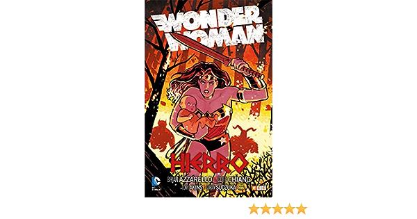 Wonder Woman (de Azzarello 3): Hierro: Amazon.es: Azzarello ...