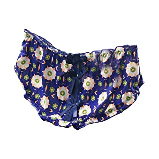 LUFA Slips de encaje de mujer abierta Abercrombie & Fitch Bowknot V-string baja cintura transparente ropa interior