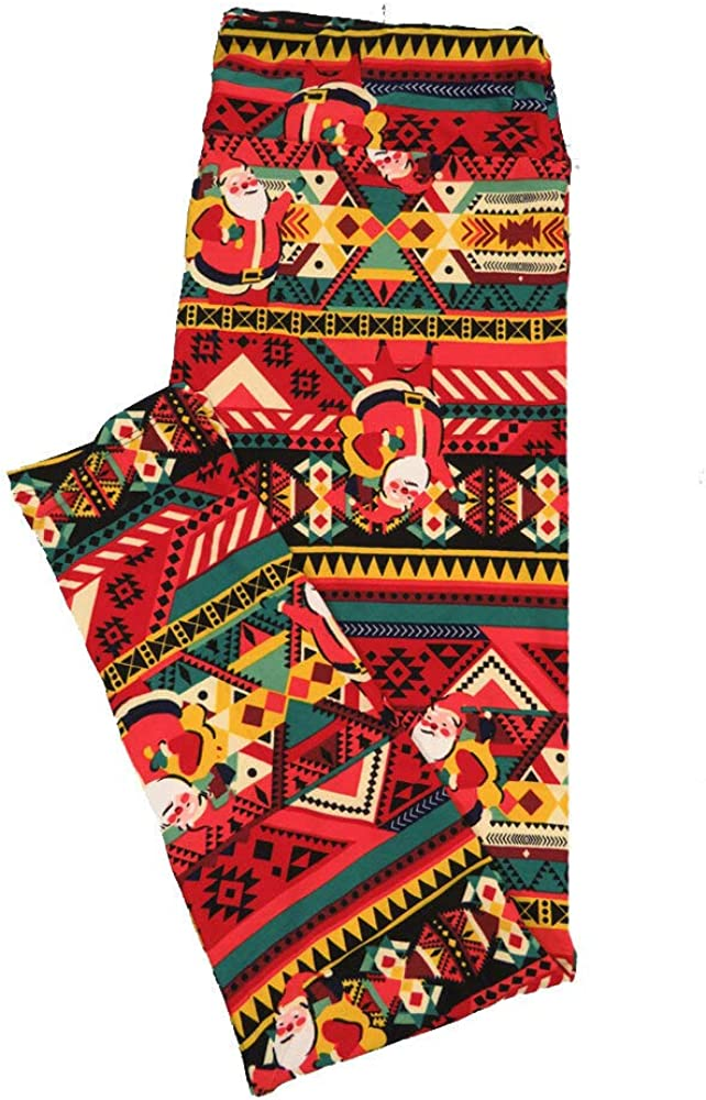 Lularoe Mystery Print One Size (0-10) Leggings