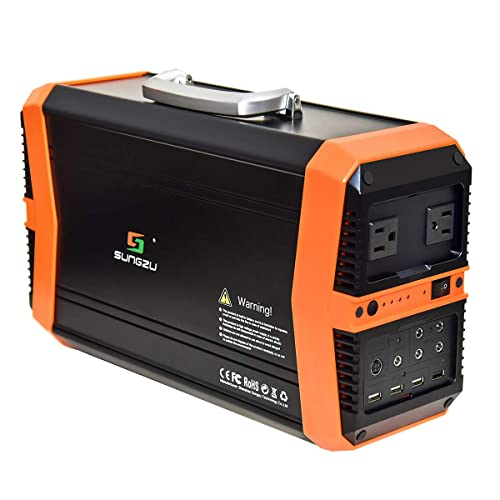 SUNGZU Portable Power Station 500W