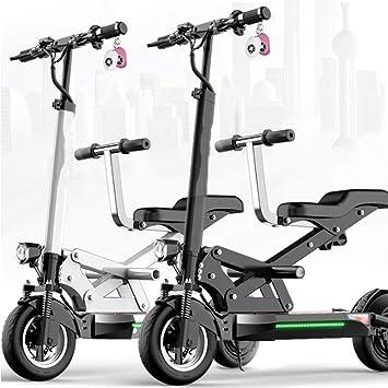 F-spinbike Mini Bicicleta eléctrica Plegable Scooter eléctrico 48V ...