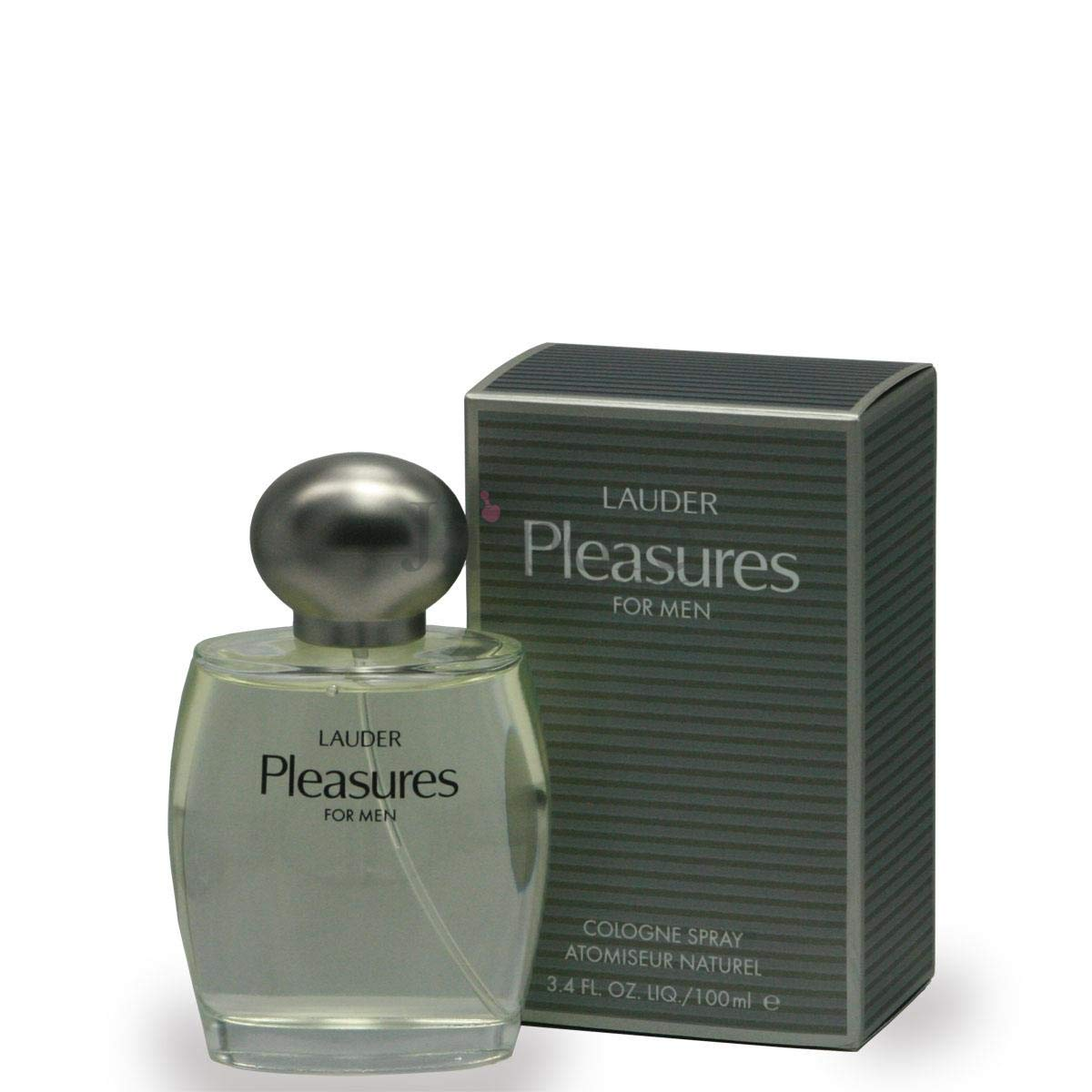 Pleasures by Estee Lauder for Men, 3.4 Ounce EDC Spray
