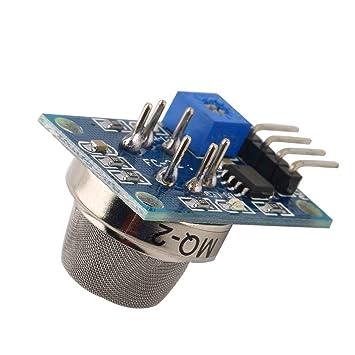 SaraHew74 Ajuste MQ-2 MQ2 Gas de Humo LPG Módulo Detector de Sensor de Gas