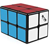 D-FantiX Qiyi 2x2x3 Cuboid Cube, 223 Speed Cube Twisty Puzzle (Black)