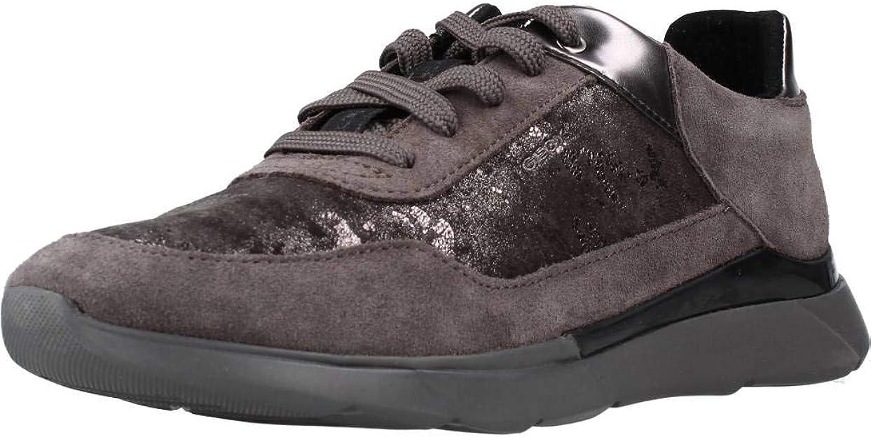 terremoto Almuerzo suicidio  Geox D Sandal Hiver A, Zapatillas Mujer: Amazon.es: Zapatos y complementos