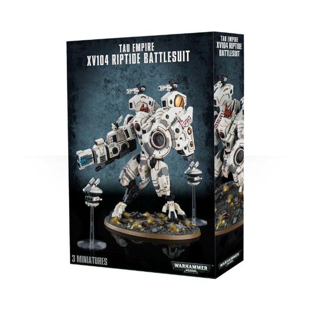 Tau Riptide Battlesuit GAMES WORKSHOP 56-13