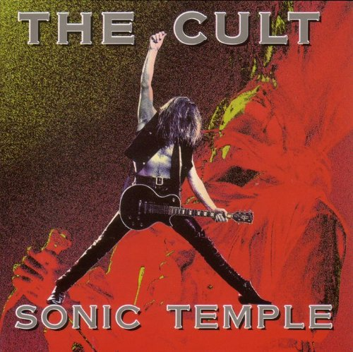 CD : The Cult - Sonic Temple (Remastered)