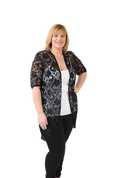 Amazon.com: Girl Talk ropa para mujer Plus encaje ligero de ...