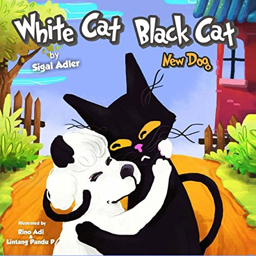 White Cat Black Cat: New Dog